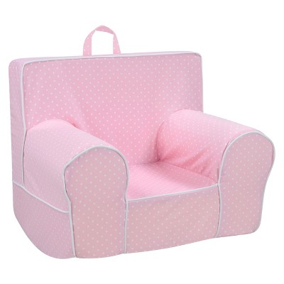 rocking bag chair ikea cushions classic grab n go kids foam rocker with handle target about this item