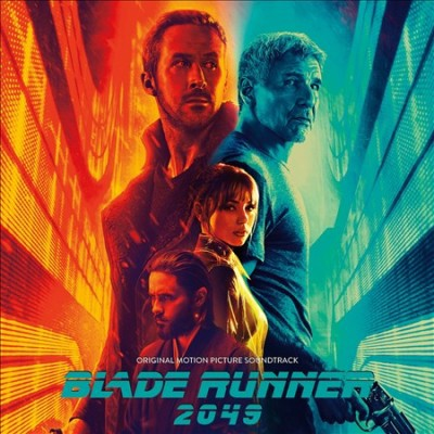 Hans Zimmer & Benjamin Wallfisch - Blade Runner 2049: Original Motion Picture Soundtrack (CD)