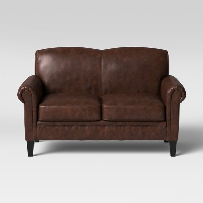 Belmont Rolled Arm Love Seat - Threshold™