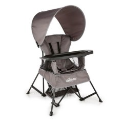 Portable High Chair Baby Natural Chiavari Chairs Delight Go With Me Venture Deluxe Gray Target