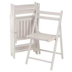 Target Furniture Folding Chairs Chair And A Half Glider With Ottoman Robin 4pc Set White Winsome