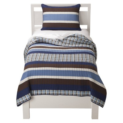Surf Stripe Quilt Set - Sheringham Road™