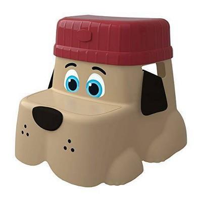 Potty Pet Kids Toilet Stool Base & Hat - Squatty Potty