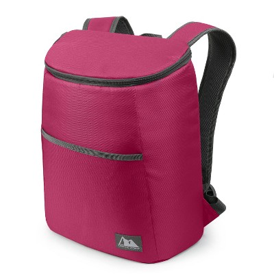 Fulton 18 Can Backpack Cooler - Fuchsia