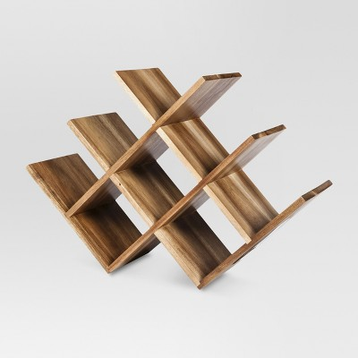 Acacia 8 Bottle Wine Rack - Threshold™