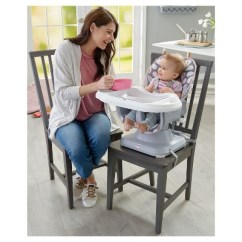 Target Space Saver High Chair Grey Rocking Nursery Fisher Price Spacesaver Perfect Petals