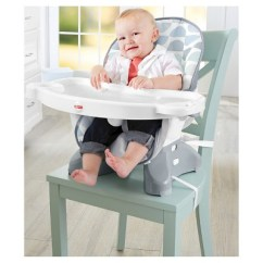 Target Space Saver High Chair Desk At Fisher Price Crescent Bliss