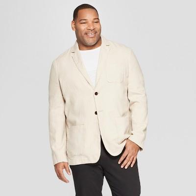 Men's Big & Tall Standard Fit Blazer - Goodfellow & Co™
