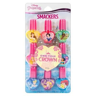 lip smacker disney nail collection