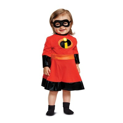 Incredibles 2 Baby Girls' Violet Parr Halloween Costume - Disguise