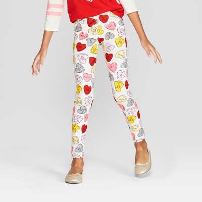 Girls' Valentine's Day Leggings - Cat & Jack™