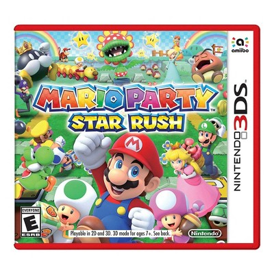 Mario Party: Star Rush - Nintendo 3DS (Digital)
