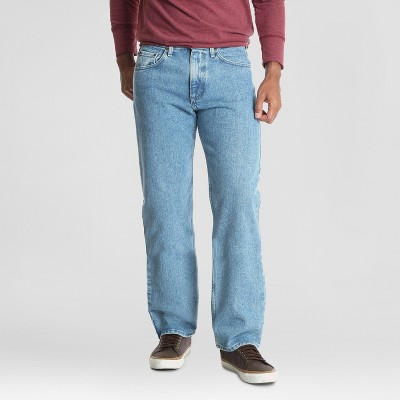 Wrangler Men's Relaxed Straight Fit Jeans