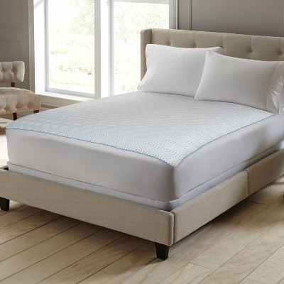 TempaCool Mattress Pad White - Perfect Fit
