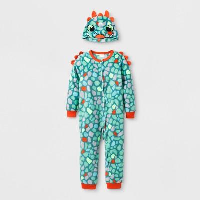 Baby Boys' Dino Blanket Sleeper - Cat & Jack™ Aquarium