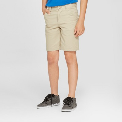 Boys' Chino Uniform Shorts - Cat & Jack™