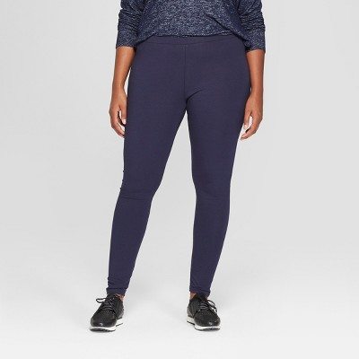 Women's Plus Size Leggings - Ava & Viv™