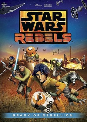 Star Wars: Rebels - Spark of Rebellion