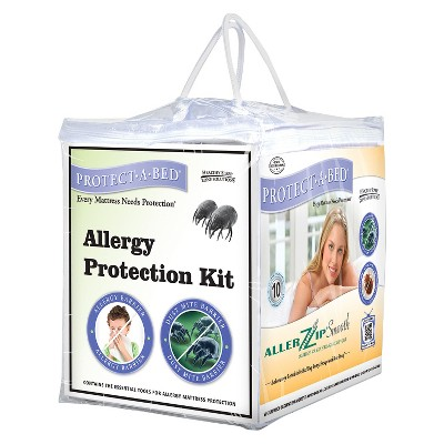 Protect-A-Bed Allergy Protection Kit