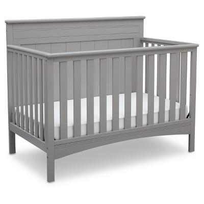 Delta Children® Fancy 4-in-1 Standard Full-Sized Crib