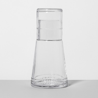 Carafe Glass Clear - Hearth & Hand™ with Magnolia