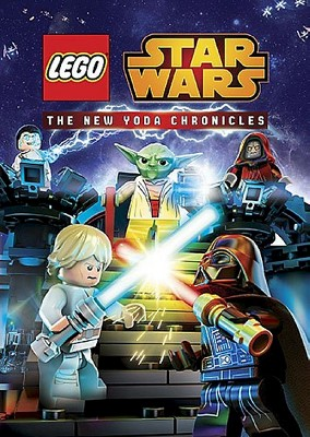 Lego Star Wars: The New Yoda Chronicles (DVD)