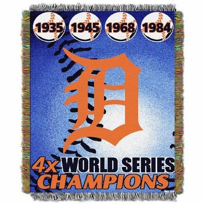 MLB Northwest Commemorative Series Blanket Throw