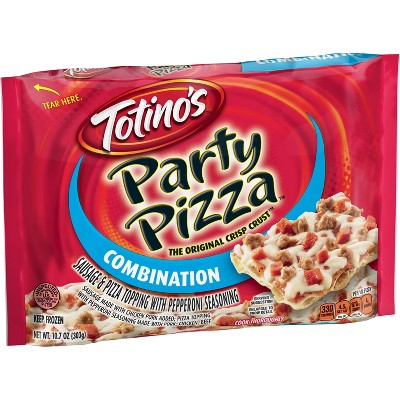 totino s combination party