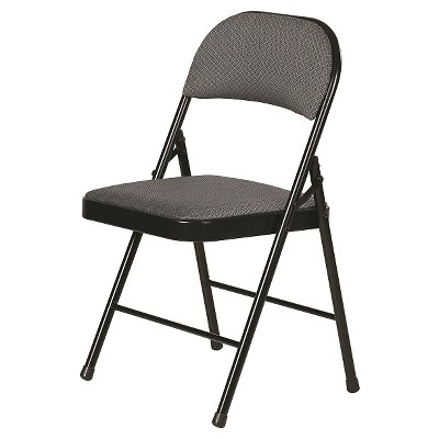 target furniture folding chairs chair design review rich charcoal gray plastic dev group about this item
