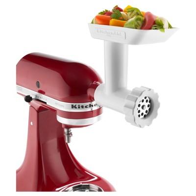 kitchen aid grinder countertop material kitchenaid food attachment fga target