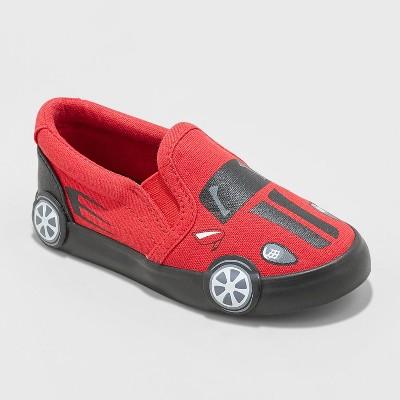 Toddler Boys' Cedric Sneakers - Cat & Jack™ Red