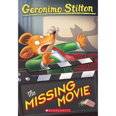 missing movie geronimo stilton paperback