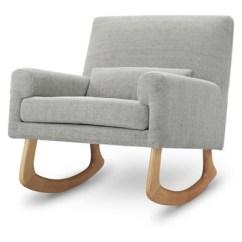 Gray Rocking Chair For Nursery Bedroom Dunelm Works Sleepytime Rocker Light Target