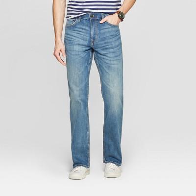 Men's Bootcut Jeans - Goodfellow & Co™ Medium Blue