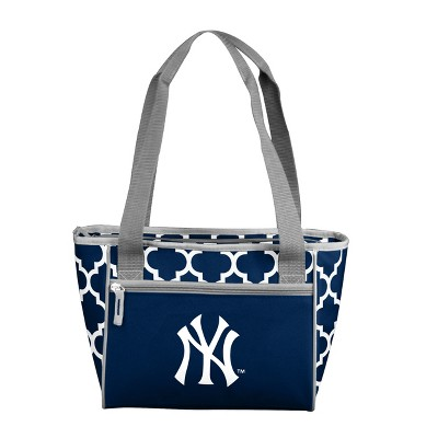 MLB New York Yankees 16 Can Cooler Tote