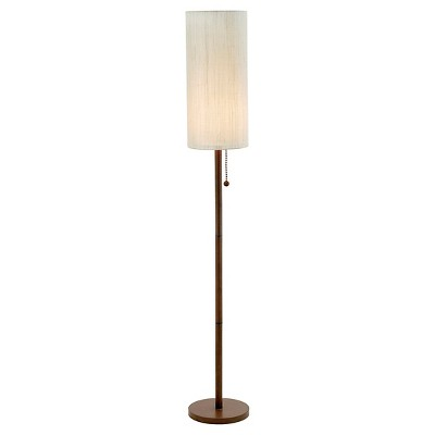 Adesso Hamptons Floor Lamp - Natural (Lamp Only)