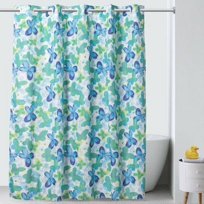 hookless kids shower curtains target