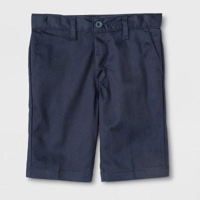 Dickies® Boys' Slim Fit Flat Front Shorts
