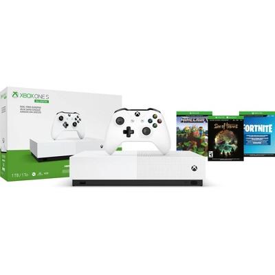 Xbox One S 1tb All Digital Target