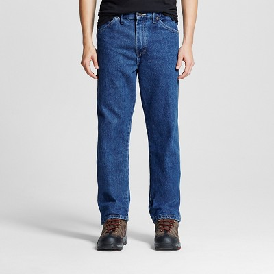 Dickies® - Men's Regular Straight Fit Denim 5-Pocket Jeans
