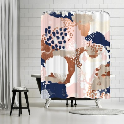 americanflat sonia by charlotte winter 71 x 74 shower curtain