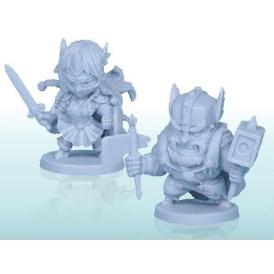 Haldor & Brenna Expansion Miniatures Box Set