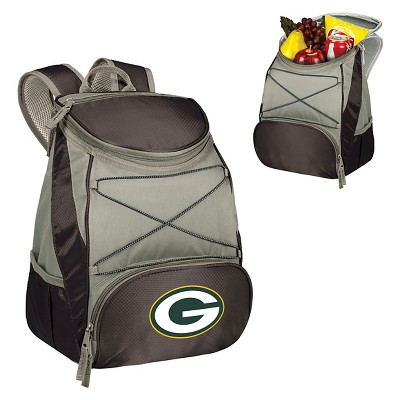 NFL PTX Backpack Cooler by Picnic Time - Black