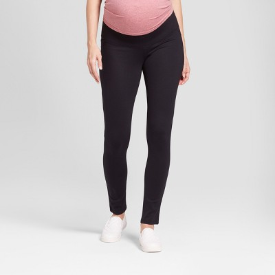 Maternity Inset Panel Ponte Pants - Isabel Maternity by Ingrid & Isabel™