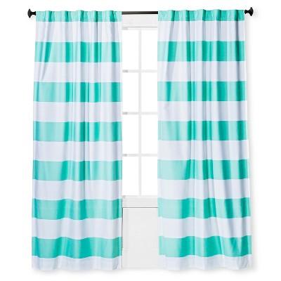 Twill Light Blocking Curtain Panel - Pillowfort™