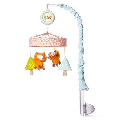 Crib Mobile Woodland Trails - Cloud Island™ Orange