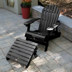 Highwood Adirondack Chair Space Saving Kitchen Table And Chairs Hamilton Folding Reclining With Ottoman Target
