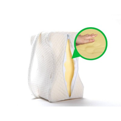 mind reader orthopedic knee pillow for sciatica relief