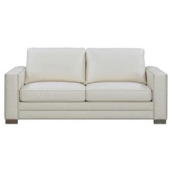 Serta Bonded Leather Convertible Sofa Hunter Green Mason 81 Target