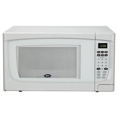 oster 1 6 cu ft 1100 watt microwave white ogcmr416bk 11